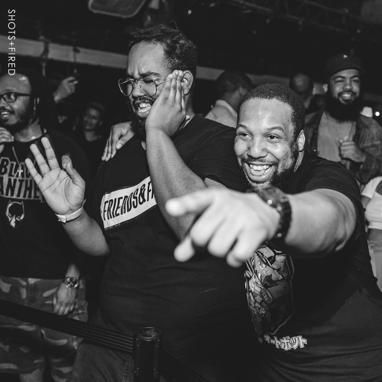 FRIENDS & FAM (PHL) W/ MATTHEW LAW Feat. THE WHOOLIGAN @ WAREHOUSE ON WATTS (Sept 2018) // Presented By Matthew Law