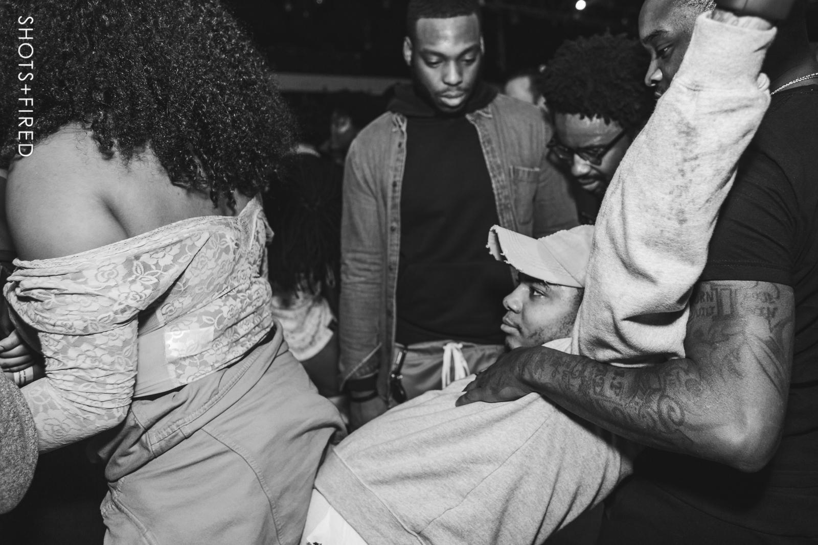 FRIENDS & FAM (PHL) 5 YR ANNIVERSARY W/ MATTHEW LAW Feat. DJ DIAMOND KUTS @ WAREHOUSE ON WATTS (December 2018) // Presented By Matthew Law