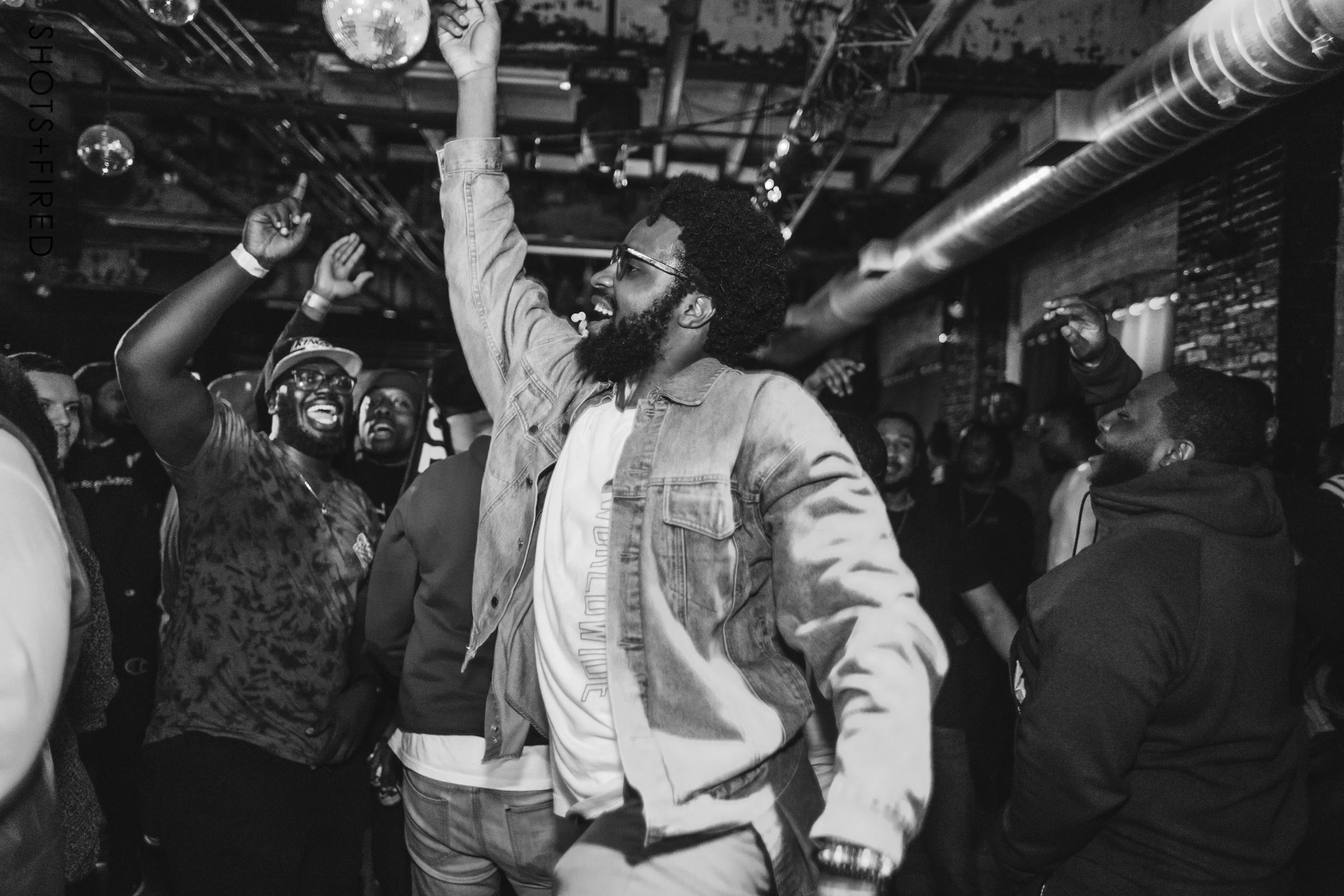FRIENDS & FAM (PHL) W/ MATTHEW LAW Feat. DJ DJ MOMA Hosted By QUEEN JO @ WAREHOUSE ON WATTS (March 2019) // Presented By Matthew Law //